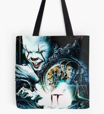 IT pennywise - It movie Tote Bag