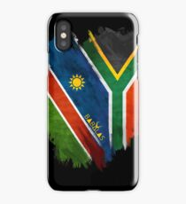 NAMSA Combined Flagg  iPhone Case/Skin