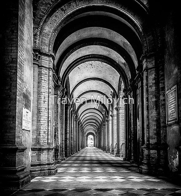 Monumental Graveyard, Ravenna (Italy) by Traven Milovich
