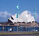Shiny Sunny Sydney by KazM