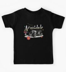 Armidale The Number One Autoparts Kids Tee