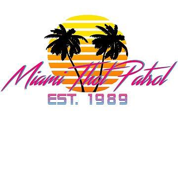 Miami Thot Patrol by MushJDM