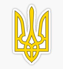 Ukraine Sticker