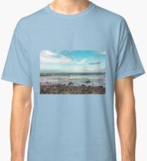 Autumn seascape Classic T-Shirt
