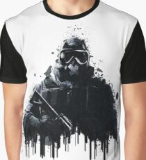 Mute Graphic T-Shirt