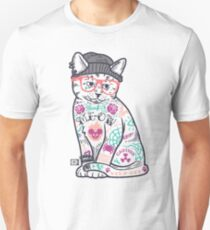 "Cats Put the ""Me"" in MEOW Unisex T-Shirt"