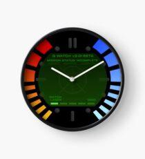 GoldenEye 007 Clock Clock