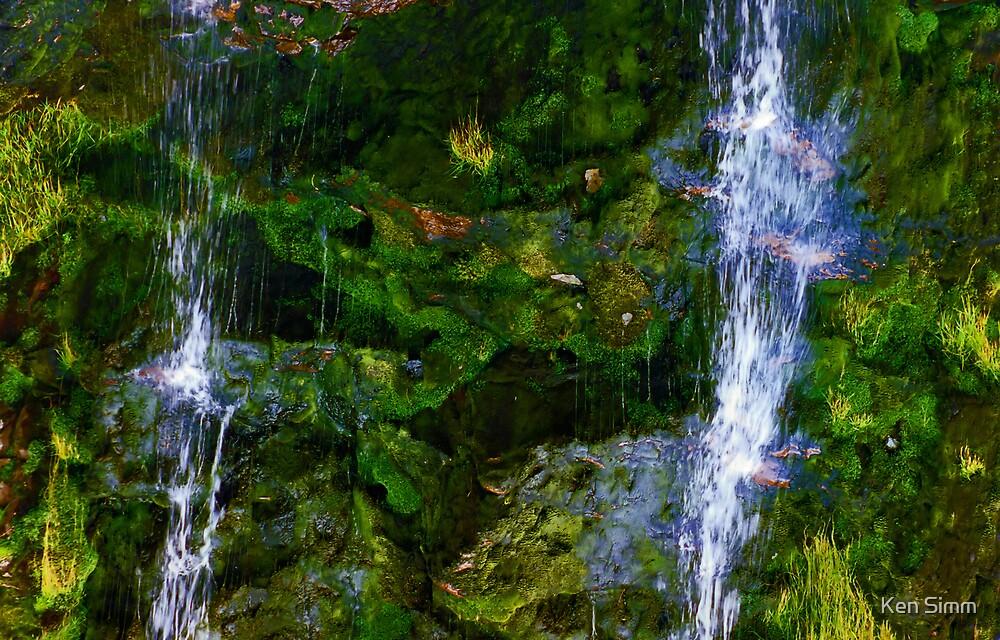 Waterfall 15 by Kenart