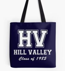 Hill Valley High School Tote Bag