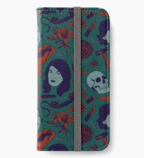 MFM-Color Murderino Pattern iPhone Wallet/Case/Skin
