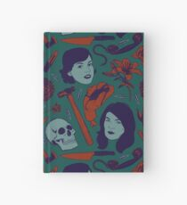 MFM-Color Murderino Pattern Hardcover Journal
