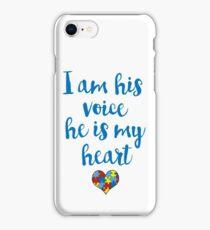 My Heart iPhone Case/Skin