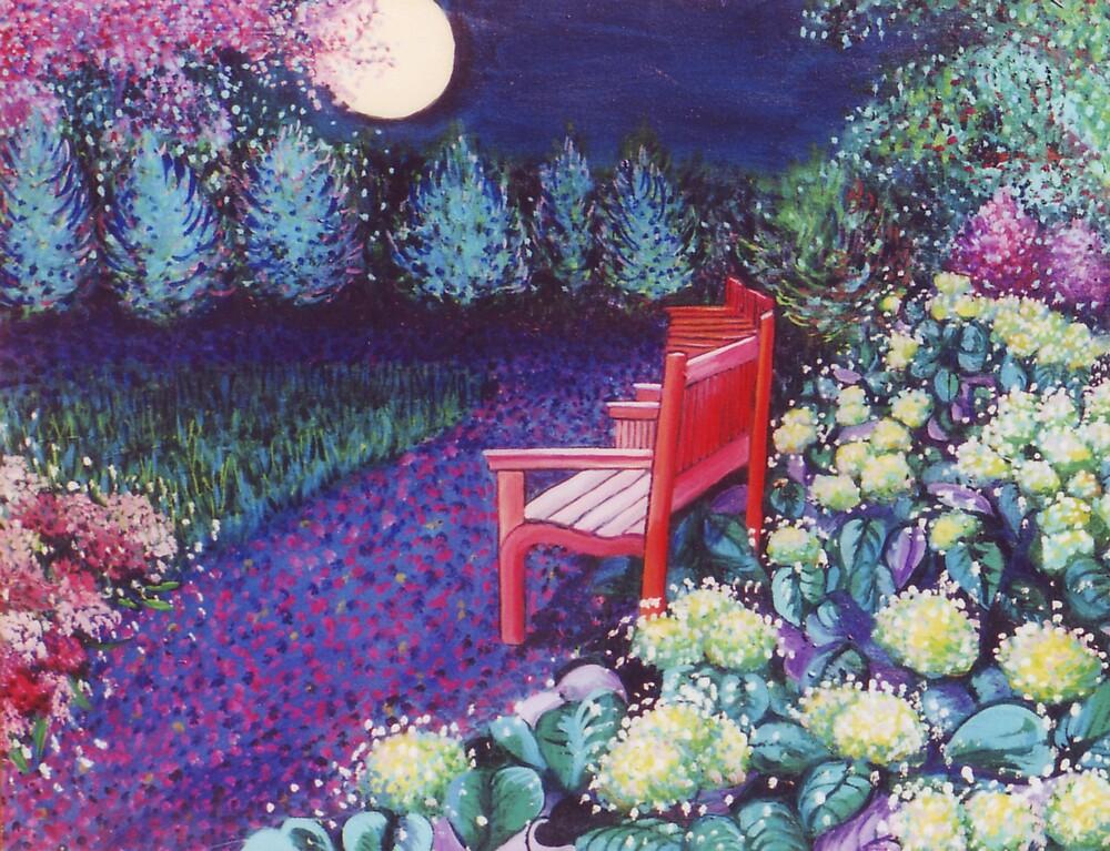 The Moon Seat by Jill Mattson