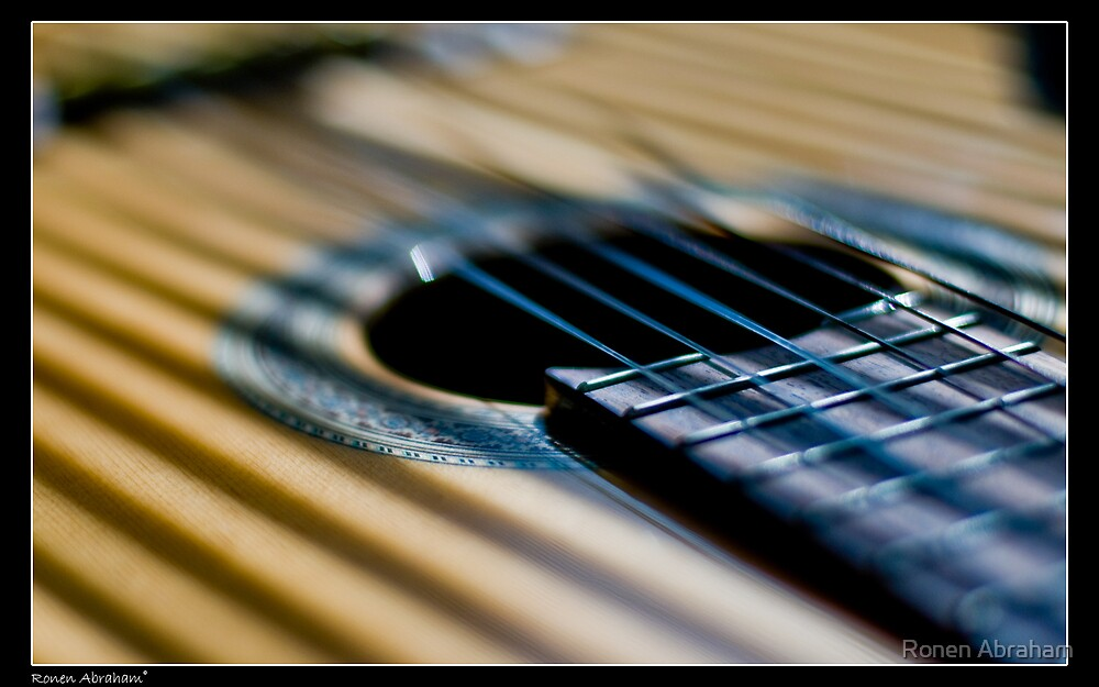 Play With My Guitar 2 by Ronen Abraham
