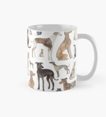 Greyhounds, Wippets and Lurcher Dogs! Mug