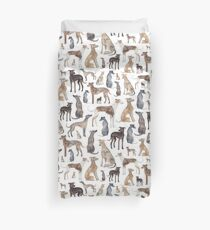 Funda nórdica Greyhounds, Wippets y Lurcher Dogs