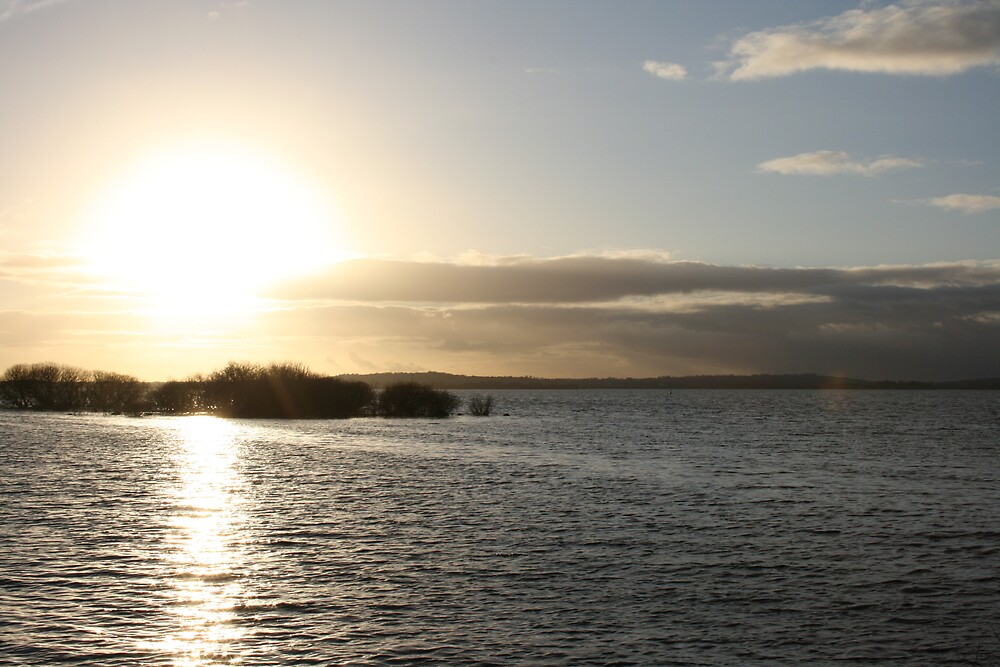 Lough Ree, Portlick, Glasson, Athlone, Co. Westmeath by godfather76