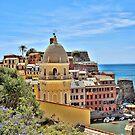 Cinque Terre Gem  by Lanis Rossi