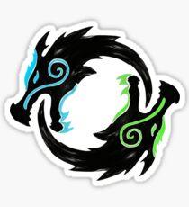 Shimada Sticker