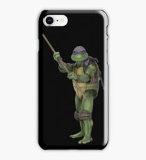 TMNT 90's Donatello iPhone Case/Skin