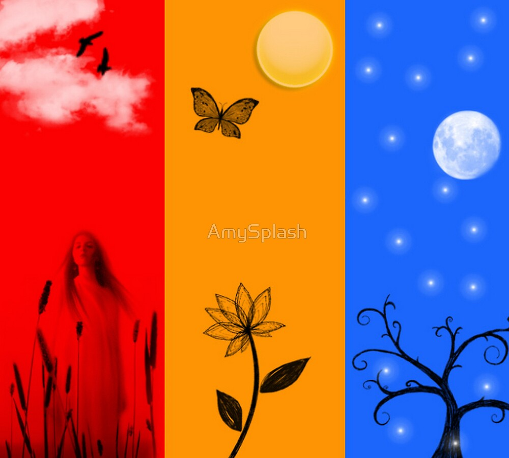 Seasons by AmySplash