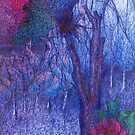 Forest Flower by Wojtek Kowalski