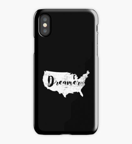 Dreamer USA iPhone Case/Skin