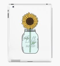 Sonnenblume iPad-Hülle & Klebefolie