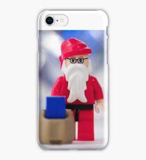 Lego Santa Claus iPhone Case/Skin