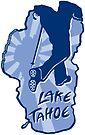 Hike Lake Tahoe by Jared Manninen