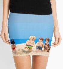 Vader's Sandcastle  Mini Skirt