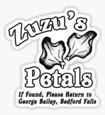 Zuzu's Petals Sticker