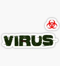 Virus Sticker