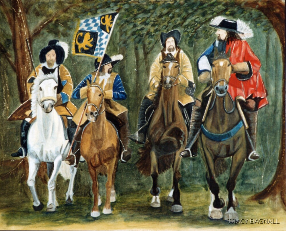 the Kings horses by TRACY BAGNALL