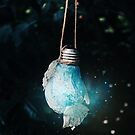 birth of light by Sybille Sterk