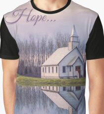 Hope Is A Thing With Feathers Graphic T-Shirt