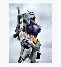 Gundam Pride Photographic Print