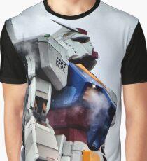 Gundam Pride Graphic T-Shirt