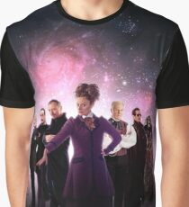 Doctor Who - The Masters & Missy Graphic T-Shirt