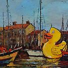 Docked Duck by David Irvine