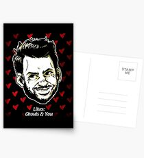 Charlie Likes Ghouls (& You) Postcards