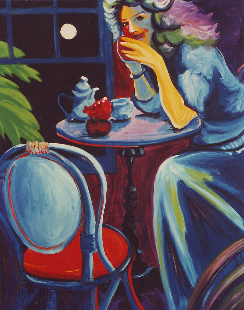 Tea? by Jill Mattson