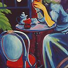 Tea? by Jill Mattson