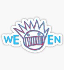 WEEN Sticker