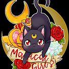 «Magical Girl Sailor moon inspired» de linkitty