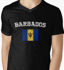 Barbadian Flag Shirt - Vintage Barbados T-Shirt T-Shirt