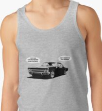 Time travel with Cass Tank Top