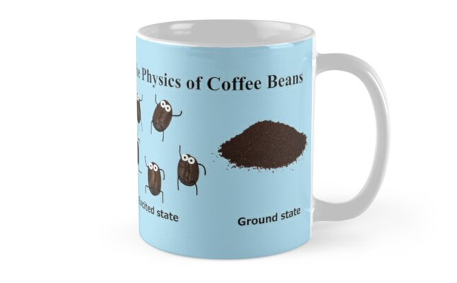 The Physics of Coffee Beans by MikeWhitcombe
