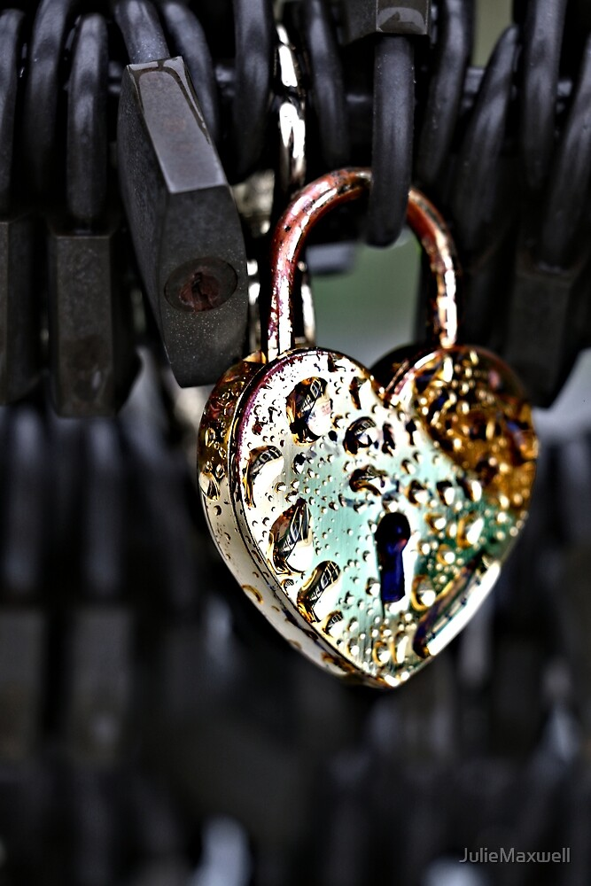 Where's the Key to Love? by JulieMaxwell