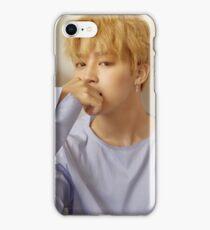 ANGELIC JIMIN iPhone Case/Skin